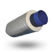 Теплоизолированные трубы ППУ-ПЭ