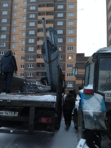 Отгрузка труб в Москве