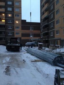 Отгрузка труб ПВХ в Москве