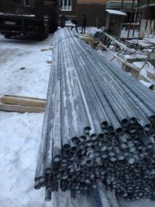 Доставка строительных материалов по Москве и области