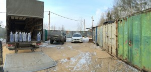 Доставка по Москве и области труб ПВХ и фитингов